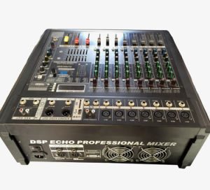 500W Dmr Series Sound Power Mixer with 99DSP Digital Effect pictures & photos