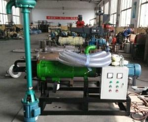 Solid Liquid Separator, Manure Dewatering Equipment Used for Animal Manure pictures & photos