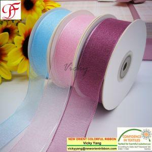 Organza Printed Ribbon