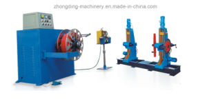Big Cross Section High Speed Automatic Coiling Machine