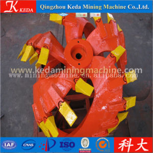 Customized Cutter Suction Dredger Accessories pictures & photos