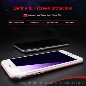 3D Soft Edge Tempered Glass Mobile Phone Screen Guard for iPhone7 /7 Plus