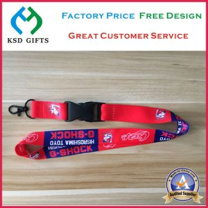 Baseball Match Customized Print Souvenir Lanyard (KSD-1189) pictures & photos