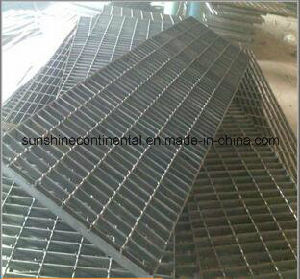 Hot Dipped Galvanized Floor Platform Bar Large Floor Grates