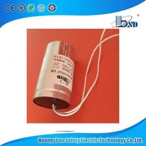 16UF, 450VAC, Motor Run Capacitor, Good Quality, RoHS pictures & photos