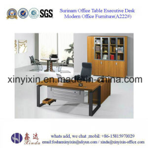 Modern Office Furniture Manager Office Table with L-Shape (A224#) pictures & photos
