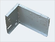 Precision CNC Machining Laser Cutting/Bending Fabrication 3mm Sheet Metal Parts pictures & photos