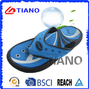 Casual Children PVC Flip-Flop (TNK10061)