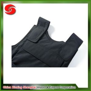 Black Kevlar/ PE Military Bullet Proof Gear/ Bulletproof Vest/ Body Armor pictures & photos