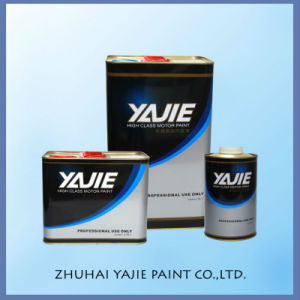 China Car Paint Manufacturer of Clear Coat