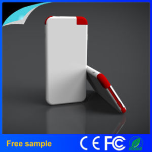 Portable Charger Customized Logo 4000mAh Credit Card Power Bank