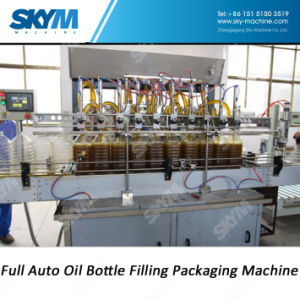 Automatic Edible Oil Filling Machine/Filling Production Line