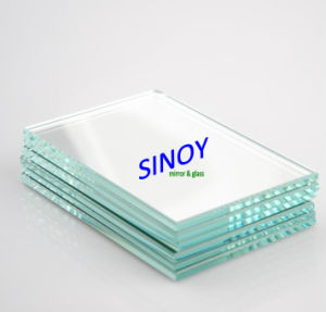 1.1mm - 8mm Thickness Float Glass Double Coated Clear Silver Mirror Glass, with Max Sheet Size 2440 X 3660mm for Interior Applications pictures & photos