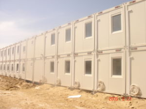 Container House for Labor Camp/Hotel/Office/Workers Accommodation pictures & photos