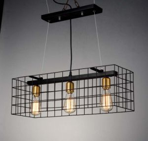 3 Bulbs Netting Pendant Lighting Lamp (HL-BL-0602-7)