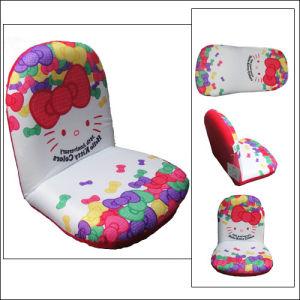 Gabardine Kids Folding Chair Without Legs