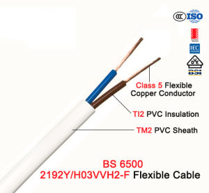 China BS 6500 Standard 300/500V 450/750V Electrical Wire for Inside ...