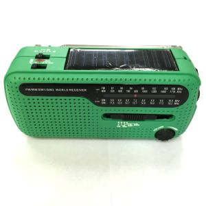 Rechargeable USB Port Crank Radios (HT-555) pictures & photos