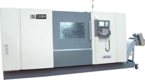 Cheap CNC Small Size Slant Bed Turning Center (DL-30MH)