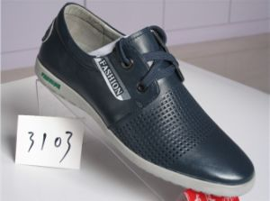 Leather Shoes (3103-1)