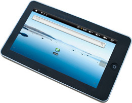 "7"" Ultra Thin Touch Screen MID (C8004)"