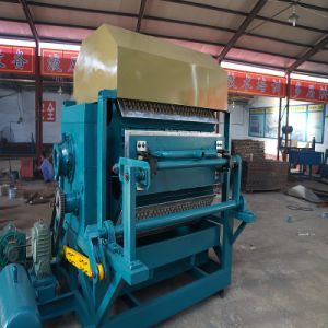 Roller Type Egg Tray Machine