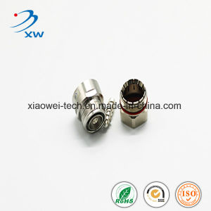 DC-6GHz Bulkhead Type Coaxial Surge Protector / Arrester
