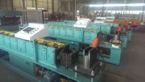 U Shaped Steel Machine