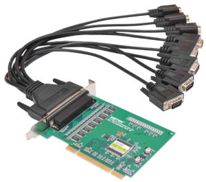PCI to RS-232 X8 Port, Serial Card, Industrial Grade (UT-768)