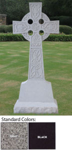 Celtic Cross Headstones (BF-0620-22)