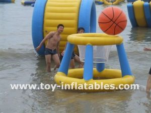 Water Basketball Shoot Inflatable Water Games (WT-09)