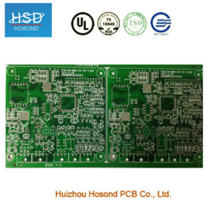Double Sided Printed Circuit PCB Board with UL, Ts16949, ISO9001 (HXD46R4448)