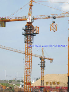 Hongda Competive 8 Ton Tower Crane pictures & photos