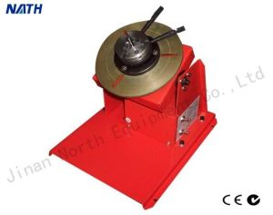 10kg Small Welding Positioner with Welding Chuck pictures & photos