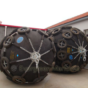 Inflatable Marine Rubber Fenders for Boat, Ships, Vessels Transportation pictures & photos
