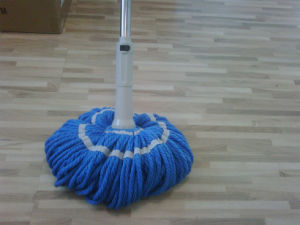 Stainless Steel Telescopics Twist Mop (TM-001)