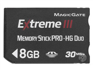 Extreme III Memory Stick Pro Duo