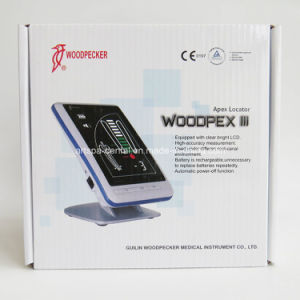 Dental Root Canal Meter Woodpecker Apex Locator Woodpex III pictures & photos