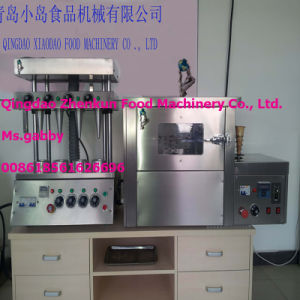 Pizza Cone Making Forming Machine /Cone Pizza Machine pictures & photos