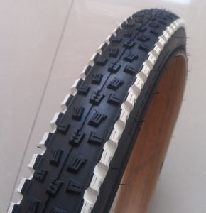 Fashion Pattern Bicycle Tire (26X2.125)