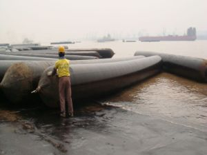 CCS Inflatable Marine Launching Airbags for Vessels Pull pictures & photos