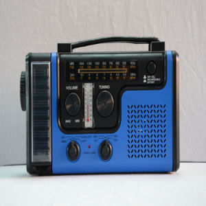 China Portable Am/FM Radio Large Built-in Speaker (HT-998) - China