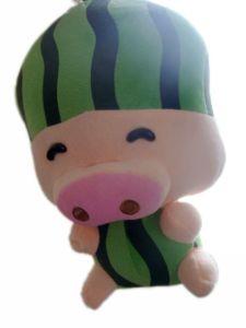 China Fruit Shaped Plush Toy Mcdull With Foam Beads Stuffing Md 01