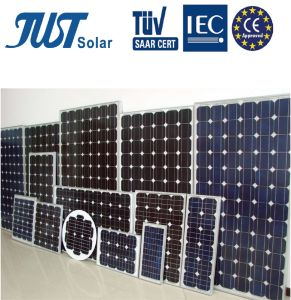 Green Sun Power 230W Mono Solar Panel for Solar System pictures & photos