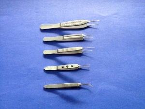 Blepharoplasty Forceps Double Eyelid Tweezer pictures & photos