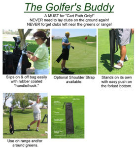 Golfer′s Buddy Golf Travel Bags / Golf Accessories (TGB01) pictures & photos