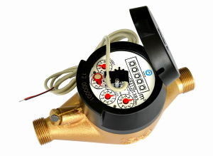 Multi Jet Iron Dry Type Water Meter (MJ-SDC-G4-5+4-2) pictures & photos