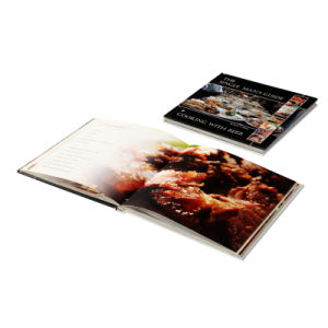 Hardcover Book Printing (GL052)