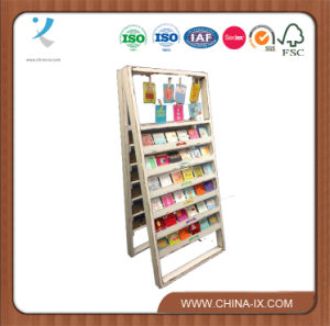 China Wooden Greeting Card Display Stand Gift Card Display Stand