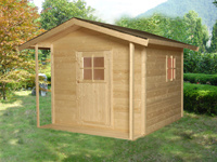 Wooden Playhouse (ST-WH9908)